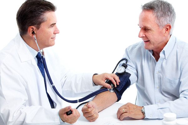 Đo huyết áp cao