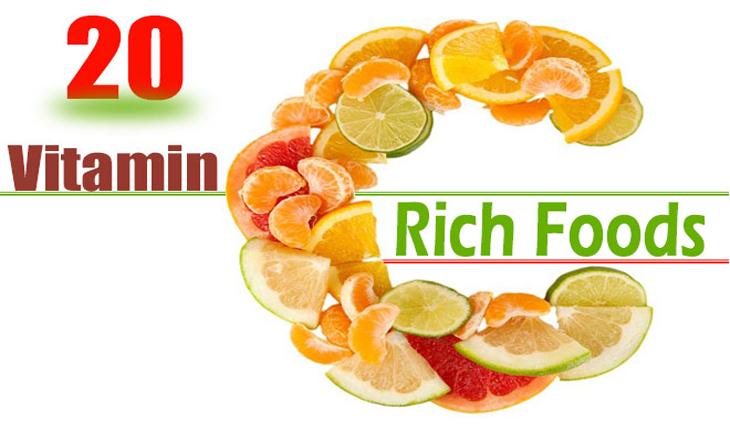 viêm họng hạt nên ăn gì? vitamin c