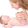 massage cho trẻ