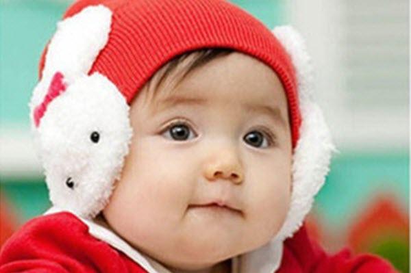 chăm sóc trẻ mùa đông