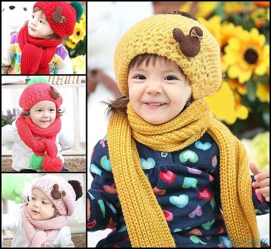 giữ ấm cho trẻ mùa đông