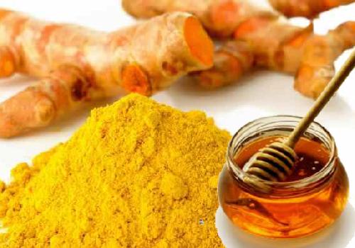 mật ong và nghệ tươi chữa viêm loét dạ dày