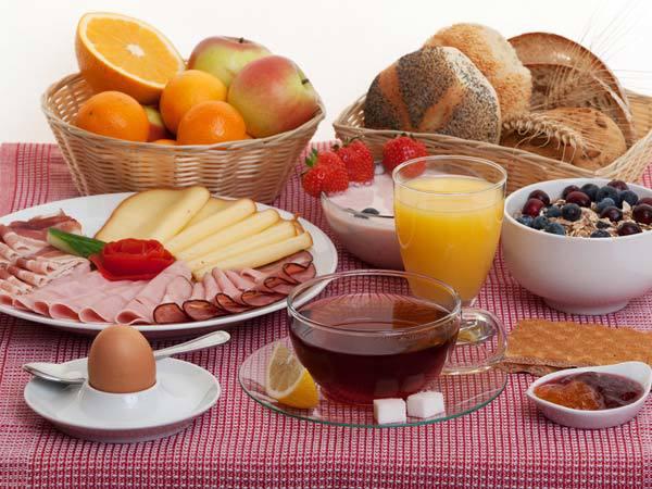 ăn sáng