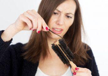 rụng tóc dấu hiệu tình trạng sức khỏe