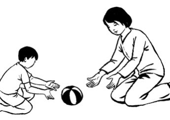 huấn luyện giao tiếp sớm trẻ chậm phát triển kỹ năng nhìn
