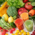 trẻ chậm phát triển nên ăn gì? Trái cây, rau quả
