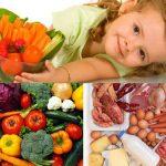 trẻ suy dinh dưỡng nên ăn gì